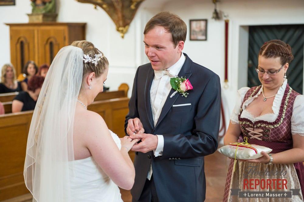 Trauund, Heiliger Leonhard, Hochzeit, Hochzeitsfotograf, Brautpaar, Land Salzburg, Leogang, Asitz