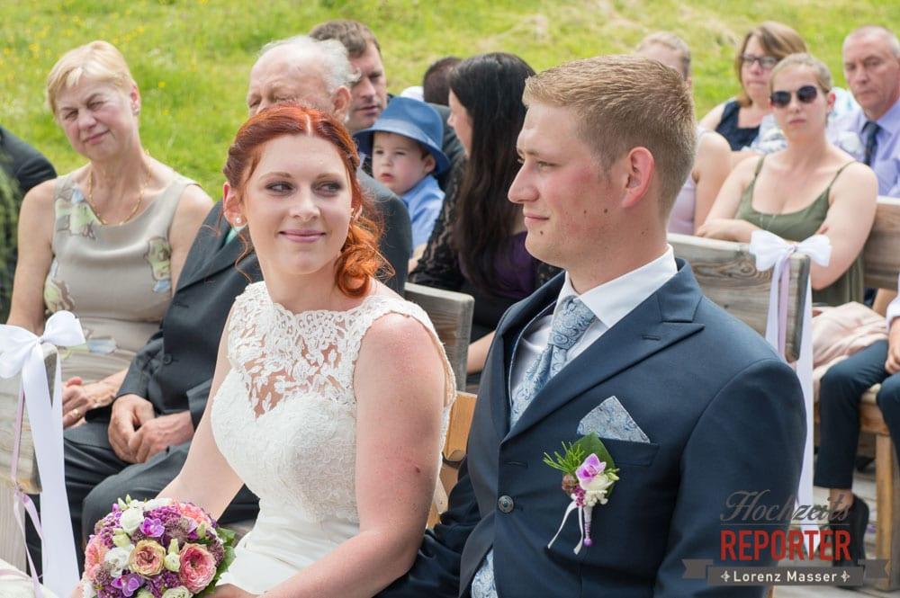 Brautpaar, Trauung, Lisa Alm, Flachau, Hochzeit, Wedding, Hochzeitsfotograf, Land Salzburg, Lorenz Masser